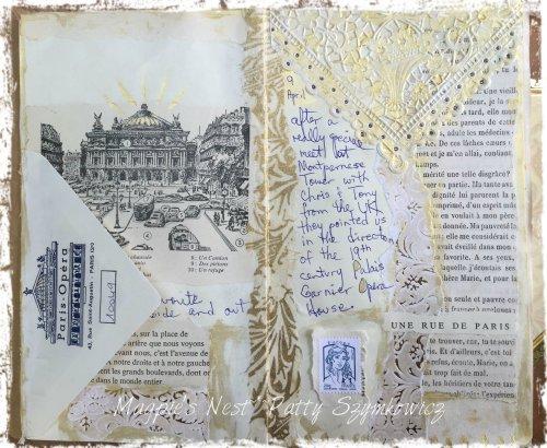 Magpie's Nest Patty Szymkowicz Opera pages