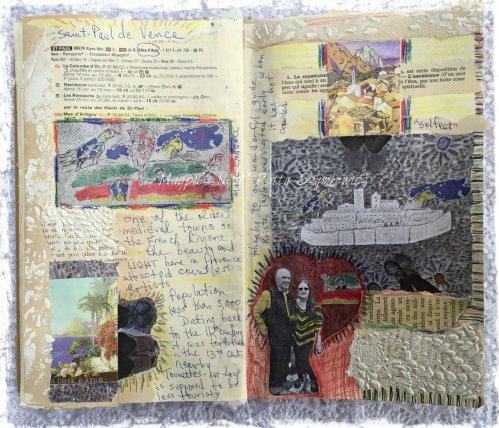 Magpie's Nest Patty Szymkowicz St Paul journal pgs