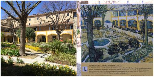 Magpie's Nest Van Gogh garden inspiration