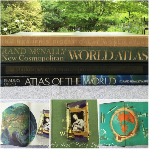 Magpie's Nest Patty Szymkowicz a few atlases