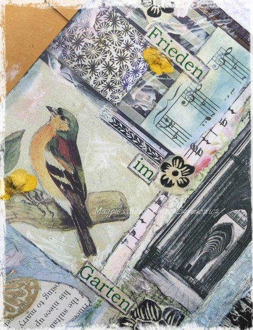 Magpie's Nest Frieden buttercup page