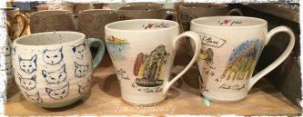 Magpie's Nest Linea Carta by Diva Pyari cups