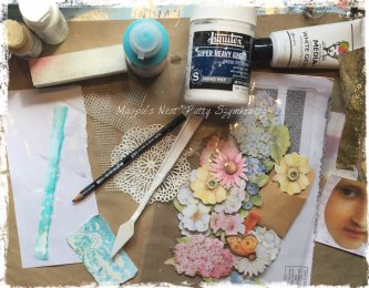 Magpie's Nest Love supplies