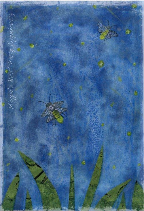 Magpie's Nest Patty Szymkowicz Fireflies
