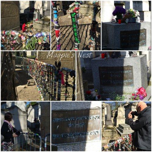 Magpie's Nest Patty Szymkowicz Jim Morrison's Grave