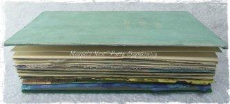 Magpie's Nest Patty Szymkowicz Life is but a Dream Journal