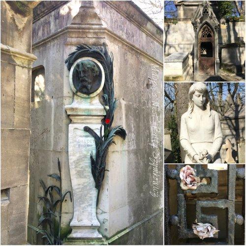 Magpie's Nest Patty Szymkowicz Pere LaChaise Cemetery 2