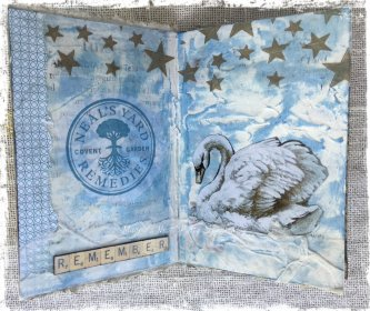 Magpie's Nest T Journal 1&2