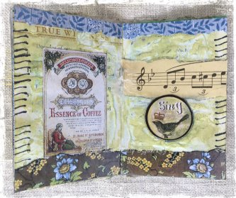 Magpie's Nest T Journal 5 & 6