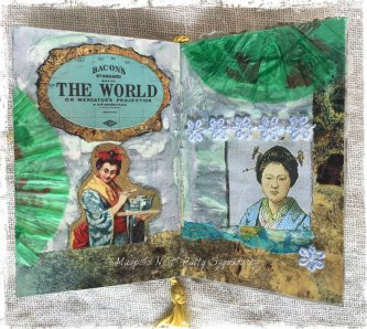 Magpie's Nest T Journal 7 & 8