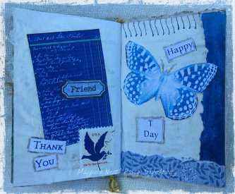 Magpie's Nest T Journal 9 & 10