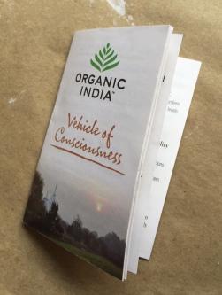 Organic India info