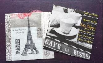 French napkins from Linda Kunsman