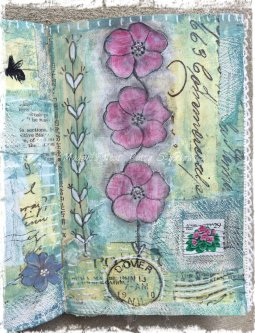 Magpie's Nest Flowers