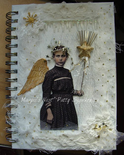magpies-nest-patty-szymkowicz-december-art-journal-2009-cover